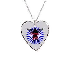 Veteran's Angel Necklace