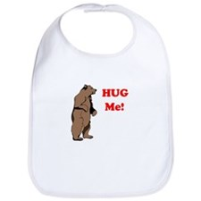 Hug ME! Grizzly Bib