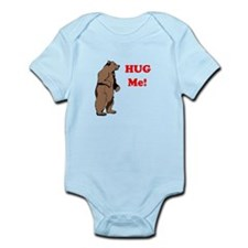 Hug ME! Grizzly Body Suit