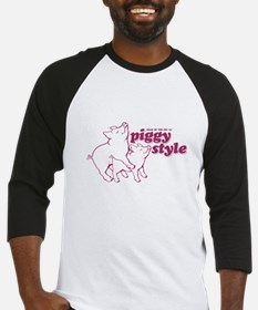 Year of The Pig 2007 Baseball Jersey