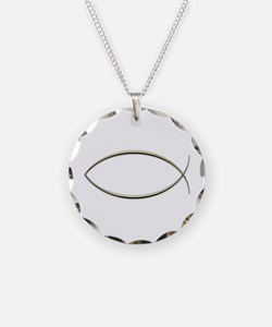 Ichthus Necklace