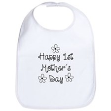 1st Mother's Day Bib