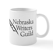 Nebraska Writers Guild, Updated logo Mug