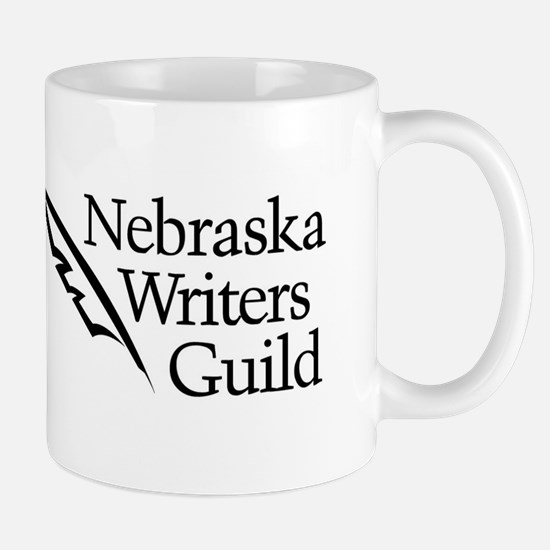 Nebraska Writers Guild, Updated logo Mug