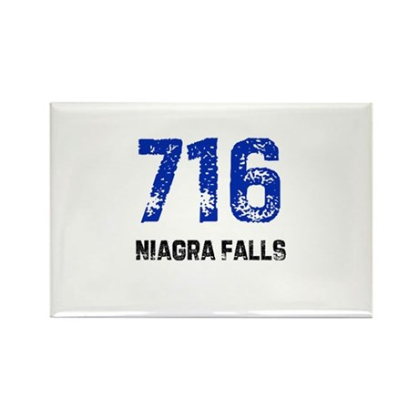 716 Rectangle Magnet (100 pack)