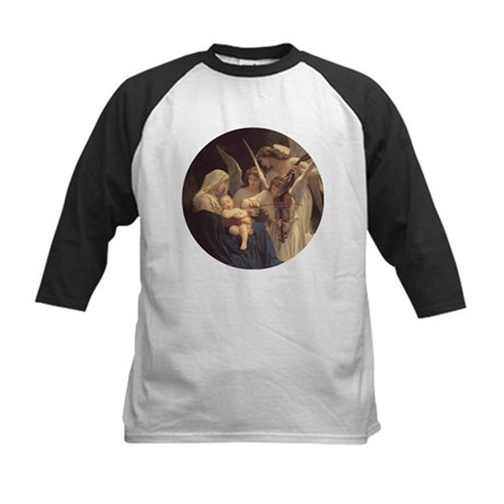 Song of the Angels Nativity Baseball Jersey
