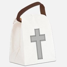 Silver Cross Canvas Lunch Bag