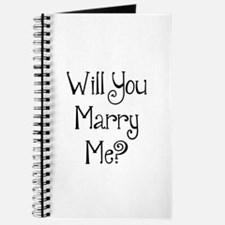 Will You Marry Me? (2) Journal