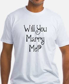 Will You Marry Me? (2) Shirt