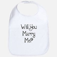 Will You Marry Me? (2) Bib