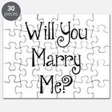 Will You Marry Me? (2) Puzzle