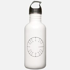 Trigonometry v2 (Rad/Deg) Sports Water Bottle