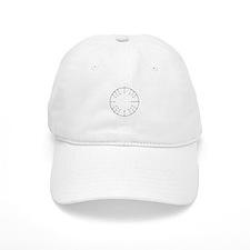 Trigonometry v2 (Rad/Deg) Baseball Baseball Cap