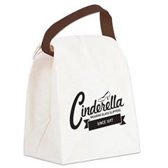 Cinderella Since 1697 Canvas Lunch Bag