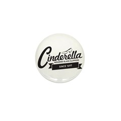 Cinderella Since 1697 Mini Button (10 pack)