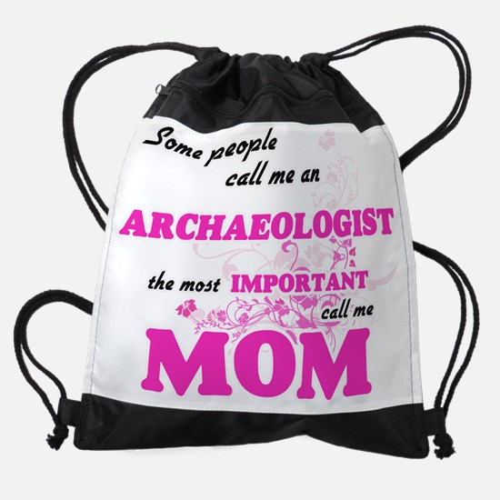 Some call me an Archaeologist, the  Drawstring Bag