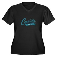 Cinderella Since 1697 Women's Plus Size V-Neck Dar