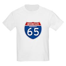 Interstate 65 - KY Kids T-Shirt