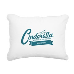 Cinderella Since 1697 Rectangular Canvas Pillow