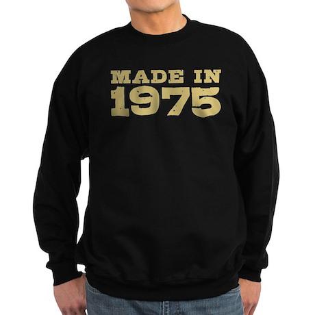 Made In 1975 Sweatshirt (dark)