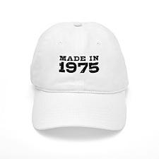 Made In 1975 Baseball Cap