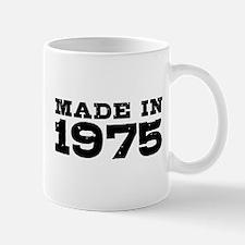 Made In 1975 Mug