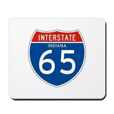 Interstate 65 - IN Mousepad