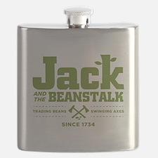 Jack & the Beanstalk Since 1734 Flask