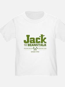 Jack & the Beanstalk Since 1734 T
