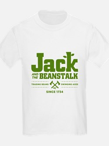 Jack & the Beanstalk Since 1734 T-Shirt