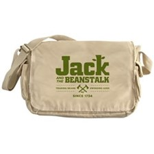 Jack & the Beanstalk Since 1734 Messenger Bag