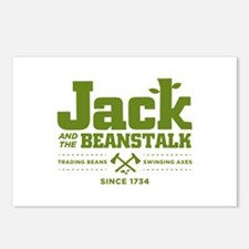 Jack & the Beanstalk Since 1734 Postcards (Package