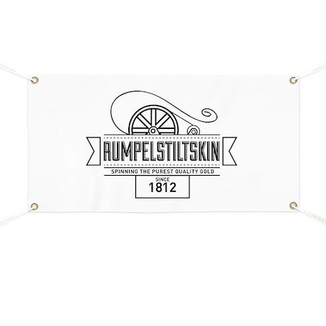 Rumpelstiltskin Since 1812 Banner