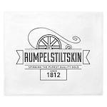 Rumpelstiltskin Since 1812 King Duvet