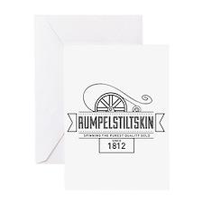 Rumpelstiltskin Since 1812 Greeting Card