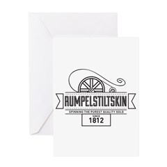 Rumpelstiltskin Since 1812 Greeting Card
