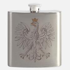 White Eagle of Poland Flask