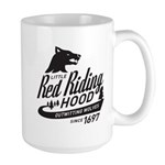 Little Red Riding Hood Since 1697 Large Mug
