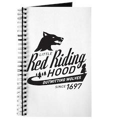 Little Red Riding Hood Since 1697 Journal