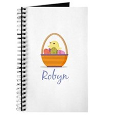Easter Basket Robyn Journal