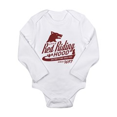 Little Red Riding Hood Since 1697 Long Sleeve Infa