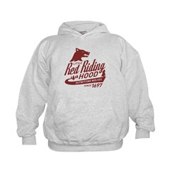 Little Red Riding Hood Since 1697 Hoodie