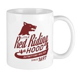 Little Red Riding Hood Since 1697 Mug