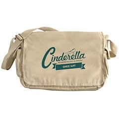 Cinderella Since 1697 Messenger Bag