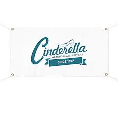 Cinderella Since 1697 Banner