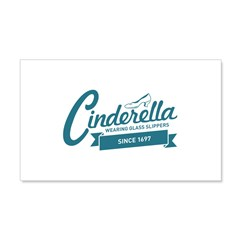 Cinderella Since 1697 Wall Decal