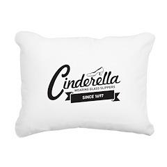 Cinderella Since 1697 Rectangular Canvas Pillow