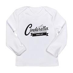 Cinderella Since 1697 Long Sleeve Infant T-Shirt