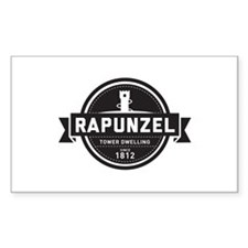 Rapunzel Since 1812 Decal