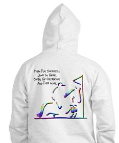 Three Day Eventing Logo Hoodie